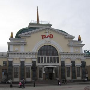 Железнодорожные вокзалы Нового Уренгоя